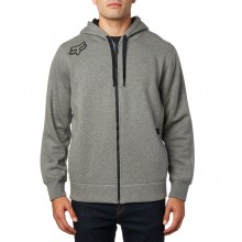 SWEAT FOX REFORMED SHERPA ZIP htr graph