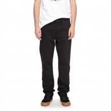 PANTALON DC WORKER STRAIGHT blk KVJH