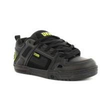 COMANCHE black lime leather