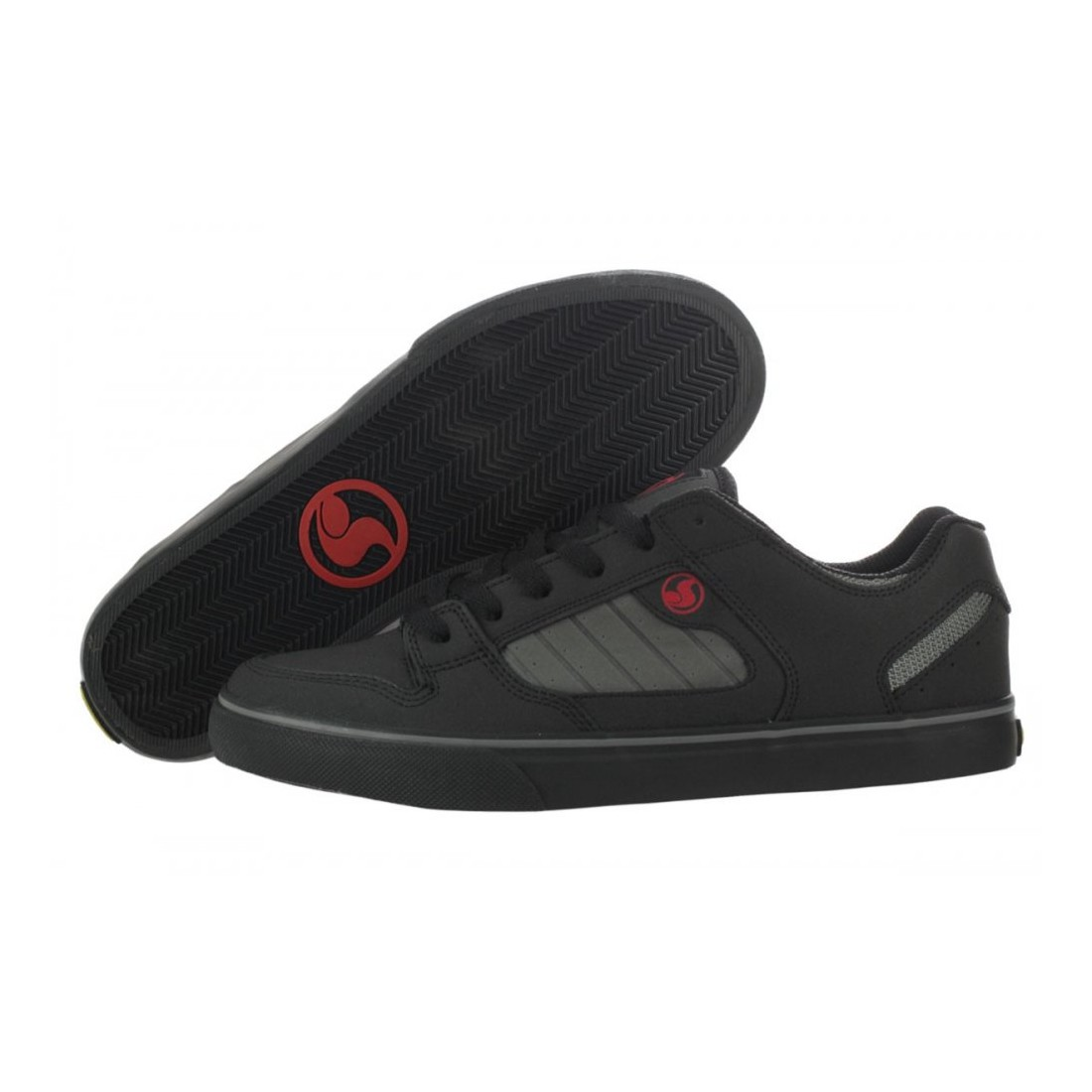 DVS MILITIA CT BLACK FMF