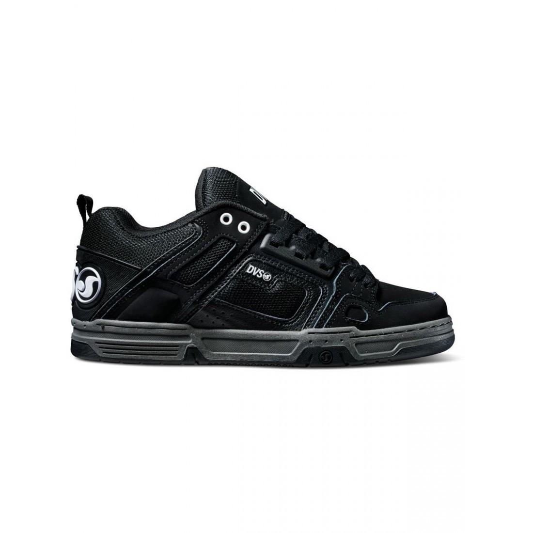 COMANCHE black black leather