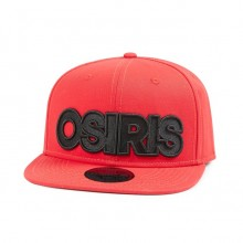 CASQUETTE OSIRIS 83 red