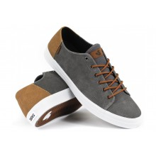 EDMON grey suede