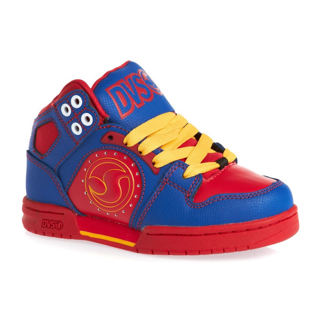 KIDS ACES HIGH blue red action leather