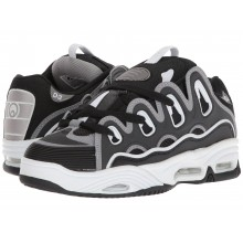 D3 2001 black grey white