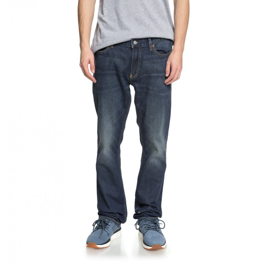 JEAN DC WORKER STRAIGHT medium stone