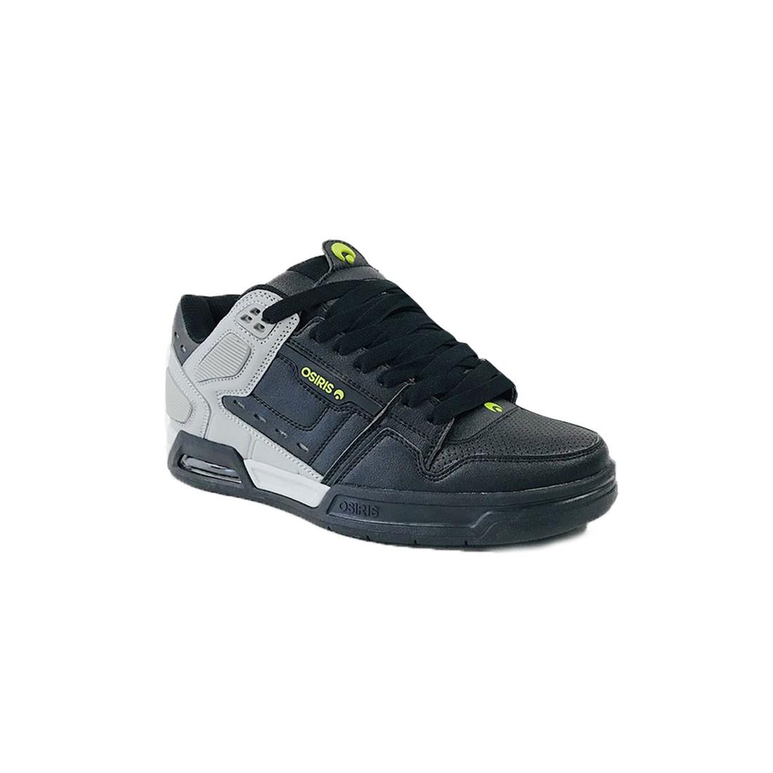 PERIL light grey black lime