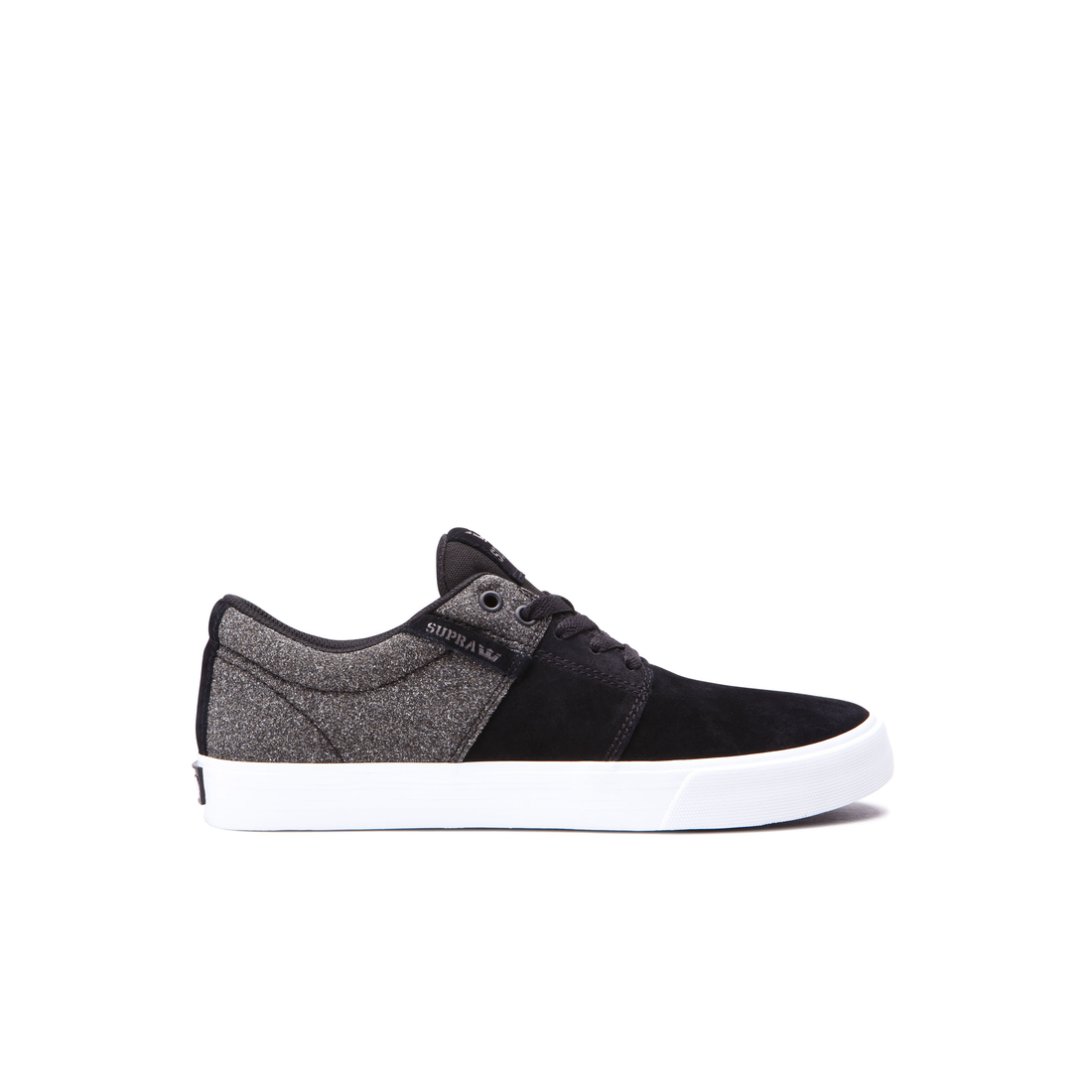 STACKS VULC 2 black white black