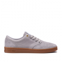 CHINO COURT light grey gum
