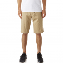 SHORT FOX ESSEX dark khaki