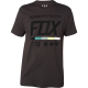 T-SHIRT FOX DRAFTR 2 black vintage