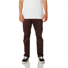 PANTALON FOX CHINO stretch merlot
