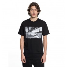 T-SHIRT DC WES SWITCH BLUM black