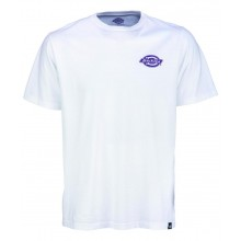 T-SHIRT DICKIES MOUNT UNION white