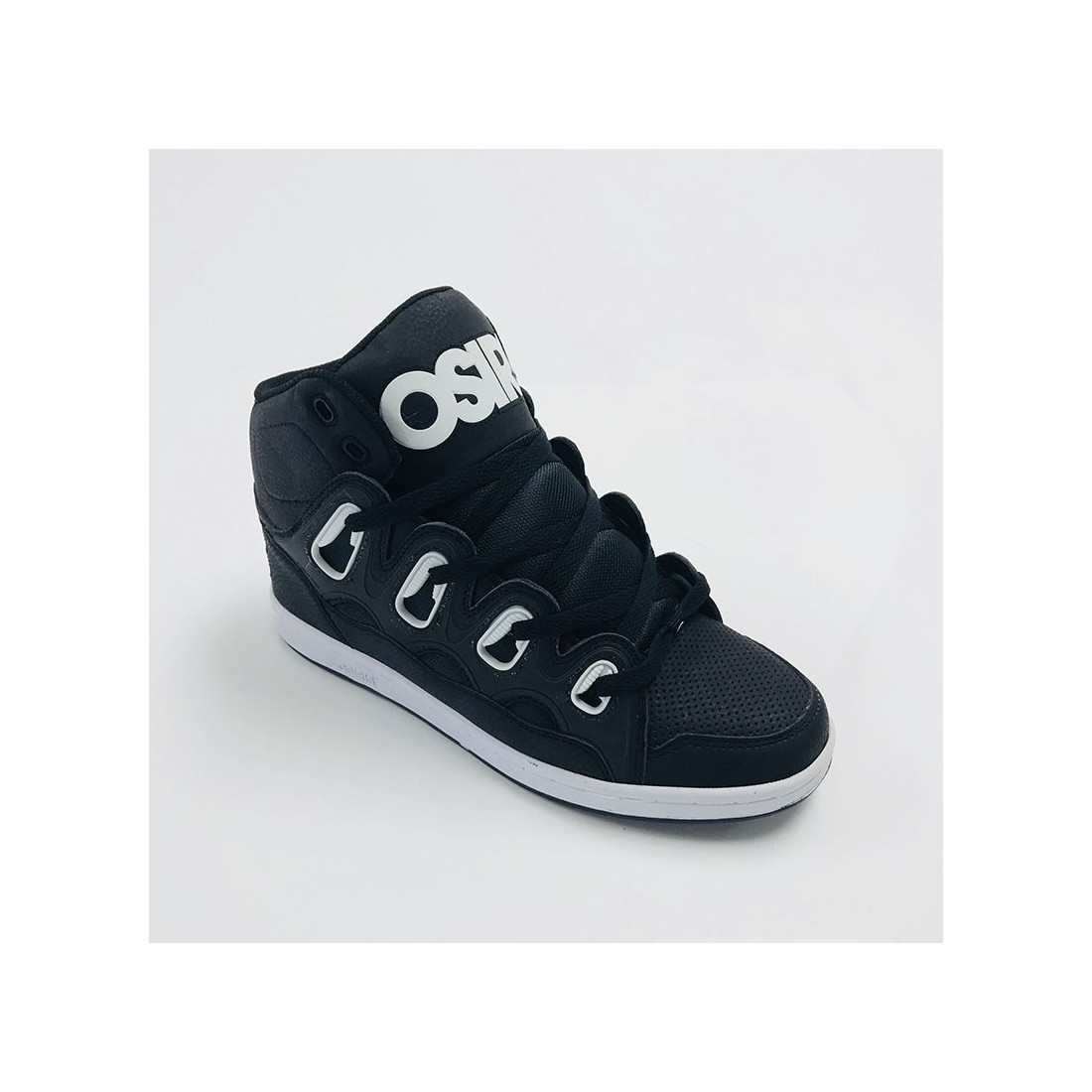 D3 H black white black