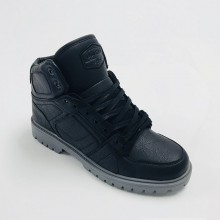 DCN BOOT black black grey