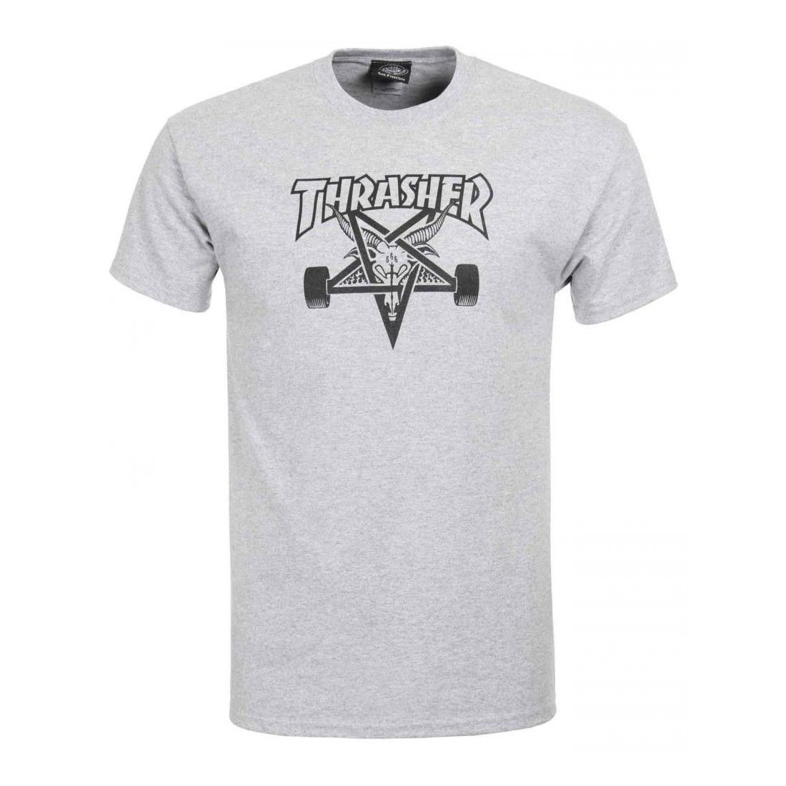 T Shirt Thrasher Skategoat Grey