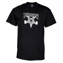 T Shirt Thrasher Skategoat black