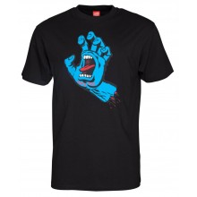 T-Shirt Santa Cruz Screaming Hand black