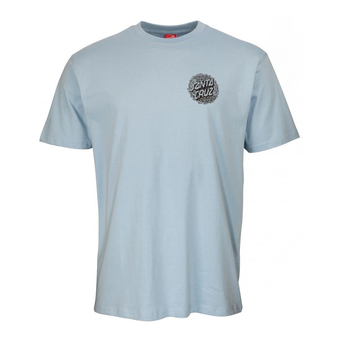 T-Shirt Santa Cruz Gore Dot black