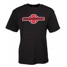 T Shirt Independent OGBC black