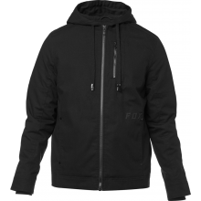 VESTE FOX MERCER new black