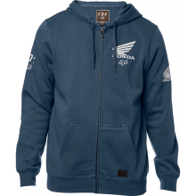 SWEAT FOX HONDA ZIP navy