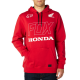 SWEAT FOX HONDA red