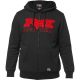 SWEAT FOX RACE TEAM SHERPA black