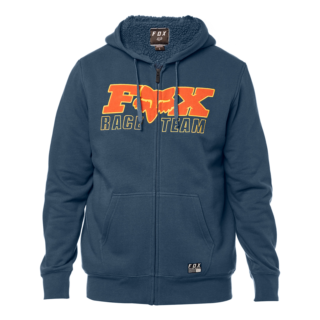 SWEAT FOX RACE TEAM SHERPA navy