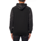 SWEAT FOX AXLE ZIP black