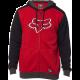 SWEAT FOX DESTRAKT cardinal