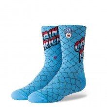 CHAUSSETTE STANCE CAPTAIN AMERICA KIDS