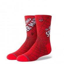 CHAUSSETTE STANCE AMAZING SPIDERMAN KIDS