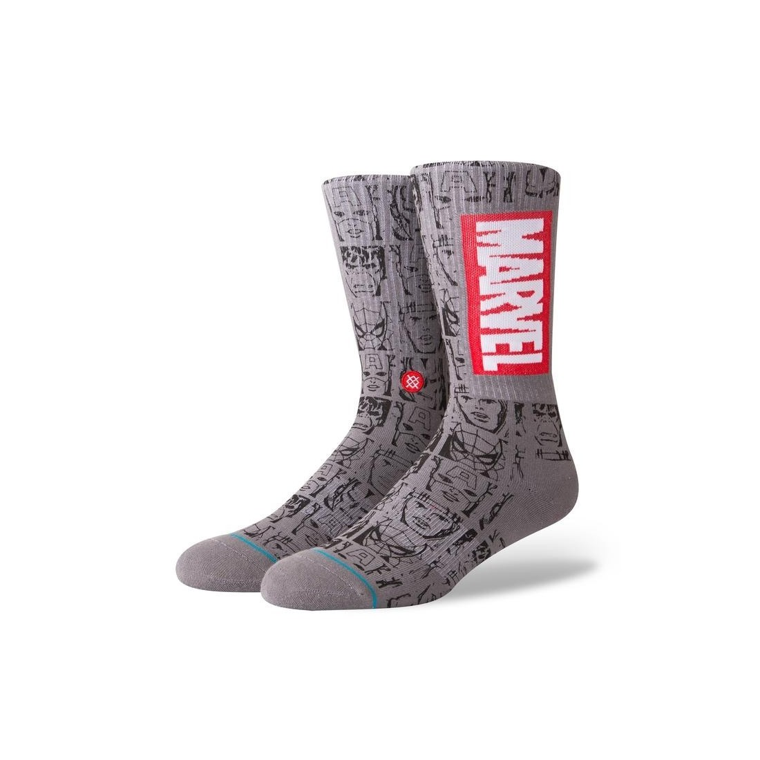 CHAUSSETTE STANCE MARVEL ICON