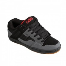 ENDURO black charcoal red