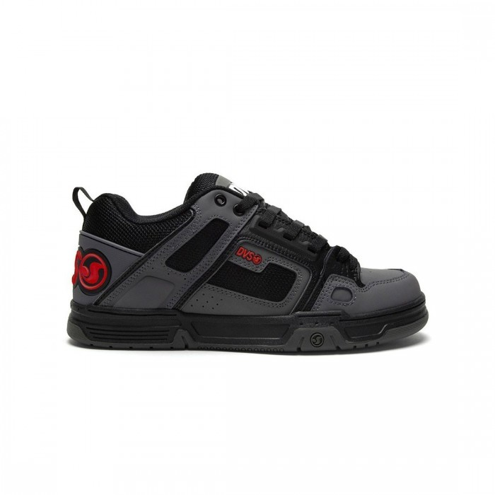 COMANCHE black charcoal red