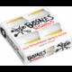 GOMME BONES MEDIUM white