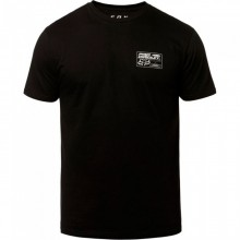 T SHIRT FOX PRO CIRCUIT black