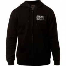 SWEAT FOX PRO CIRCUIT ZIP noir