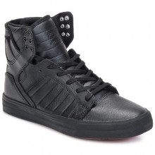 SKYTOP black black red
