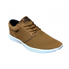 LAKAI MJ BROWN SUEDE