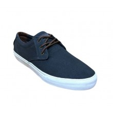LAKAI MJ CHARCOAL CANVAS