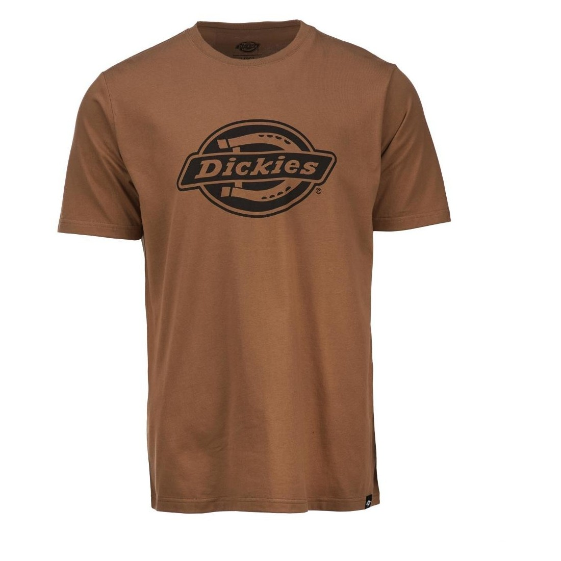 T SHIRT DICKIES HS brown duck