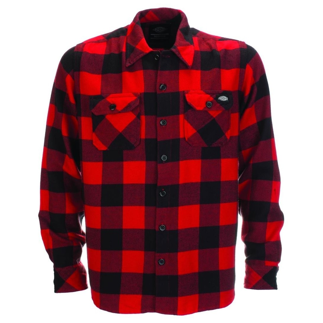 CHEMISE DICKIES SACRAMENTO flannel rouge