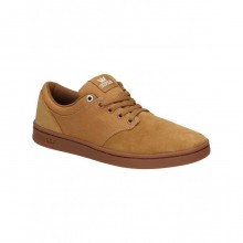 CHINO COURT tan gum