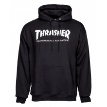 SWEAT THRASHER SKATE MAG noir