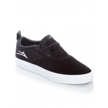 RILEY 2 black suede