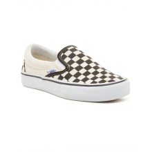 SLIP ON PRO LITE checkered black white