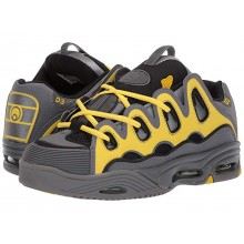 D3 2001 charcoal yellow